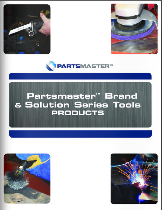 Partsmaster Brand Solution Series Tool Products